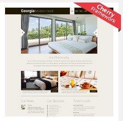 Website Design: Bedford Companies Prefer Simplicity of WordPress. 1 Screenshot 51