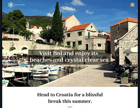 Croatian Escape