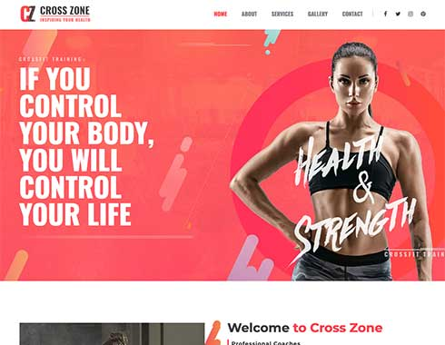 Cross Zone Fitness