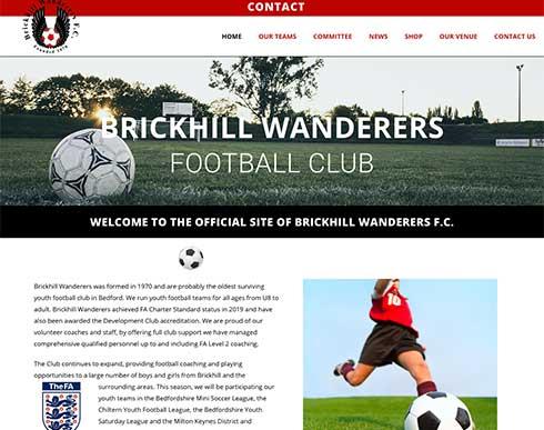Brickhill Wanderers FC
