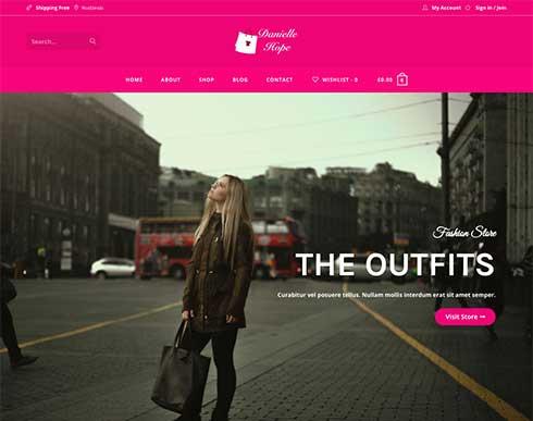 Danielle Hope Website