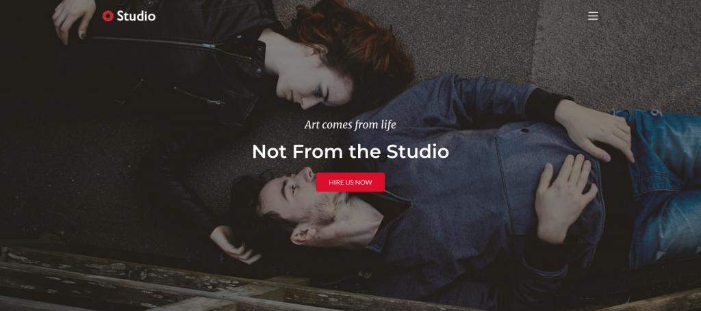Website Templates 1 Studio1