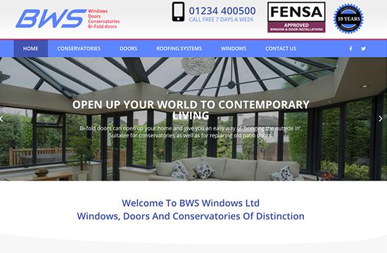 BWS Windows 2 bws homepage