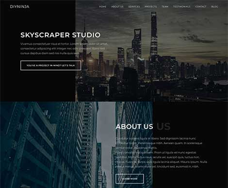 Demo Design Site