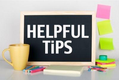readers navigate tips