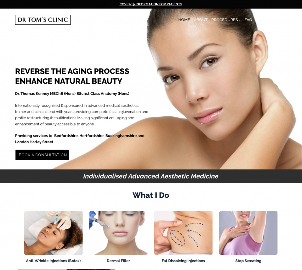Website Design Bedford